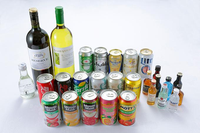 「機内 アルコール」の画像検索結果